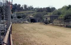 Toluca Yard and Subway Tunnel