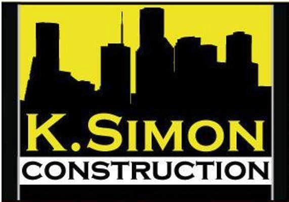 K Simon Construction Logo Flickr Photo Sharing