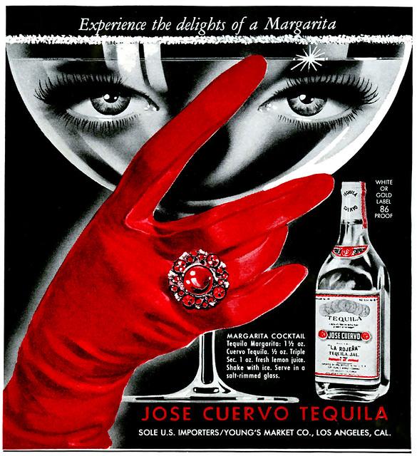 1963 ... tequila hallucinations!