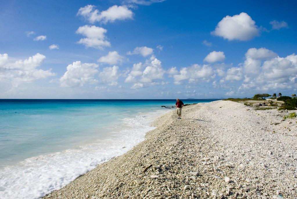 пляж Бонайре