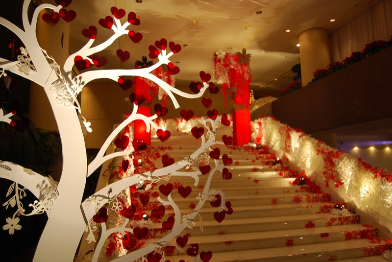 splendid wedding decoration