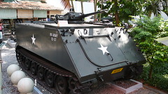 armored car(1.0), army(1.0), combat vehicle(1.0), military vehicle(1.0), weapon(1.0), vehicle(1.0), tank(1.0), self-propelled artillery(1.0), m113 armored personnel carrier(1.0), military(1.0),