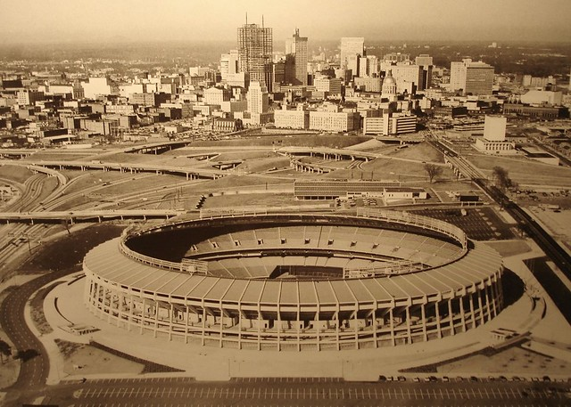 Old Atlanta Fulton County Stadium