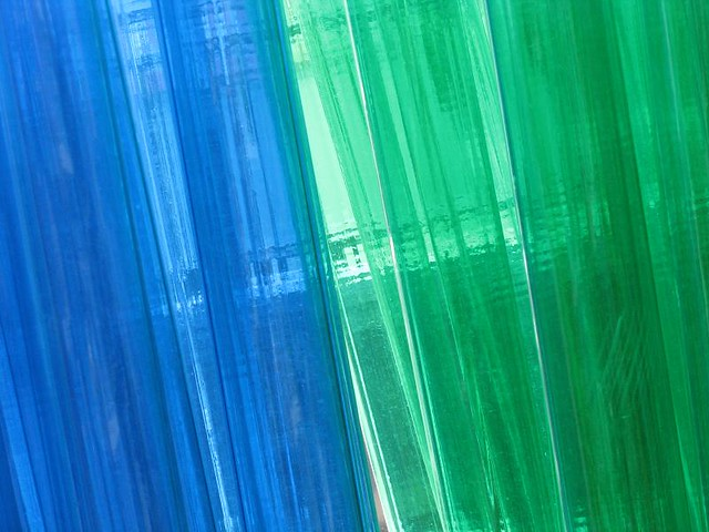 plastic rods color quality