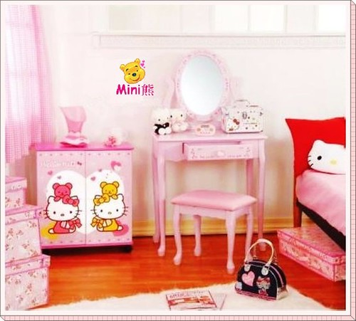 Hello Kitty Pink Room  Flickr  Photo Sharing!