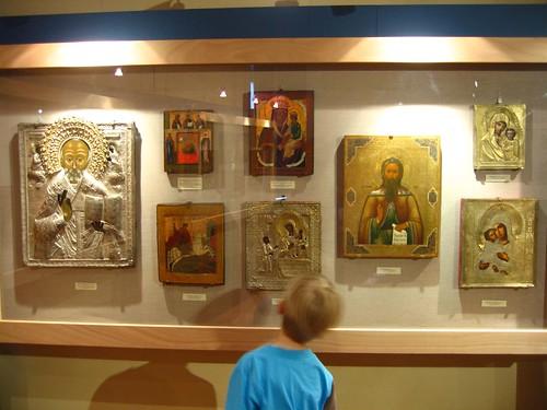 Russian Orthodox Icons, Peccioli (it)