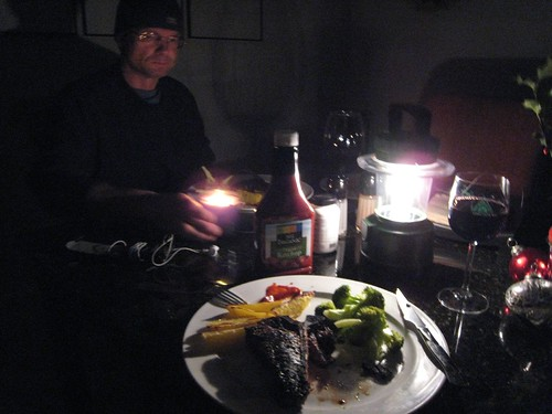 blackout, power outage, candle light dinner IMG_0658