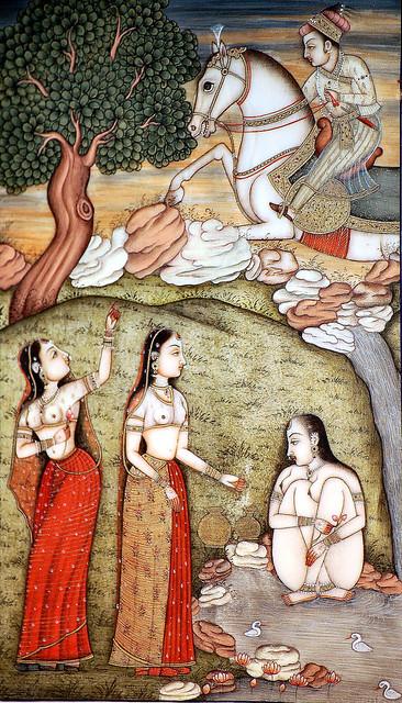 Lord Krishna's Charm