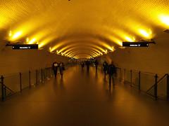 Lisboa - metro station Baixa-Chiado
