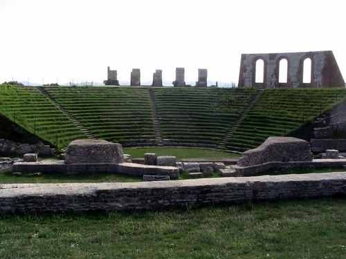 Gubbio Roman Theater