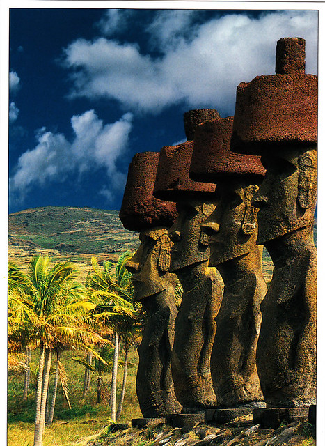 *Easter island