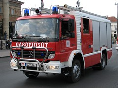 Mercedes Atego 1328 Rosenbauer TLF 2000 AT2