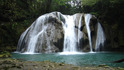 Dominican Waterfall
