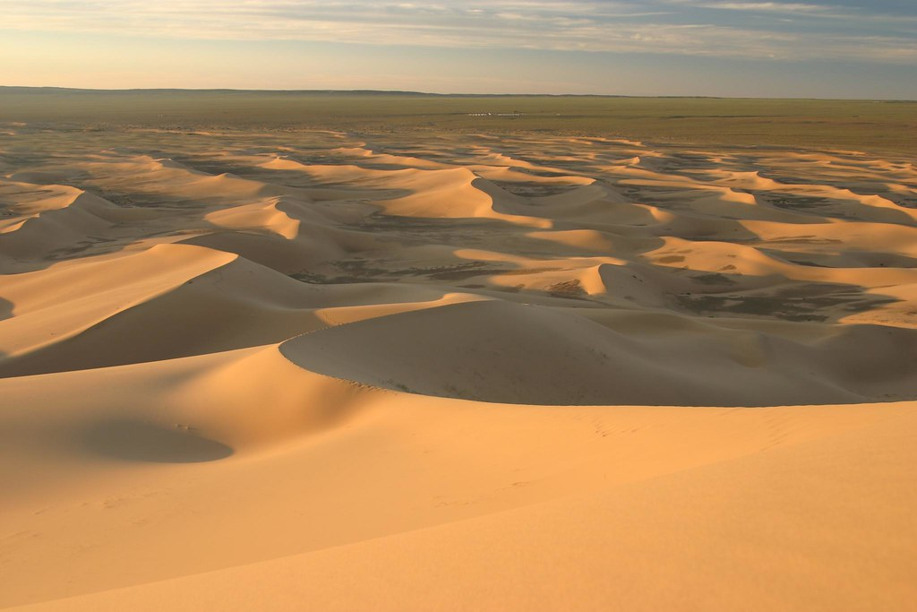 Khongoryn Els-Gobi Desert-Mongolia