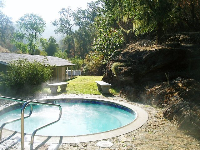 Vichy Hot Springs Resort, Ukiah, California