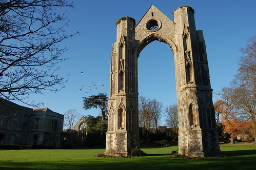 The Priory walsingham.
