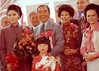 Y.K. Pao, Hong Kong's shipping magnate with Mrs. Imelda Marcos