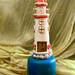 Lighthouse wedding cake by { karen }
