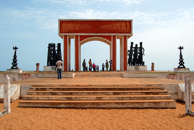 The Door of No Return (Ouidah, Benin)