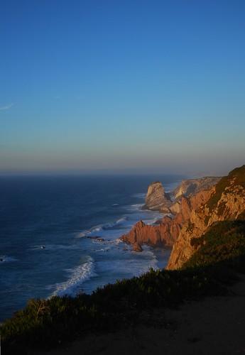 "portugal atlantic caboderoca 葡萄牙 大西洋 ""天涯海角"" ""罗卡角"""