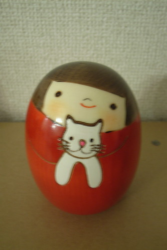 kokeshi by Lib