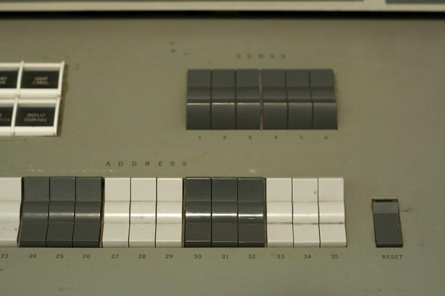 IBM Model 7094 console