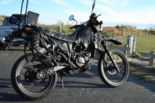 Kawasaki Klr Scrambler