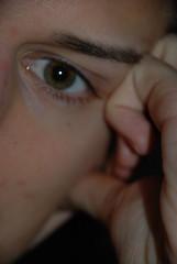 DSC_2617 - The Eyebrow of Ennui (62/366)