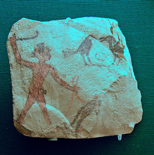 Painted Ostraca, West Thebes, Dynasty XIX-XX