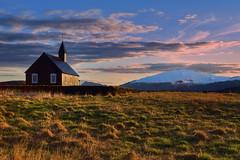 Sunset @ Búðir