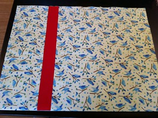 Placemat Quilt Swap~ ready to bind!