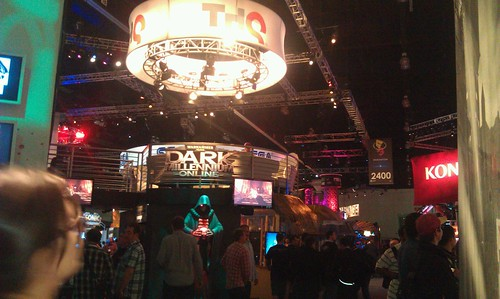 THQ Booth E3 2011