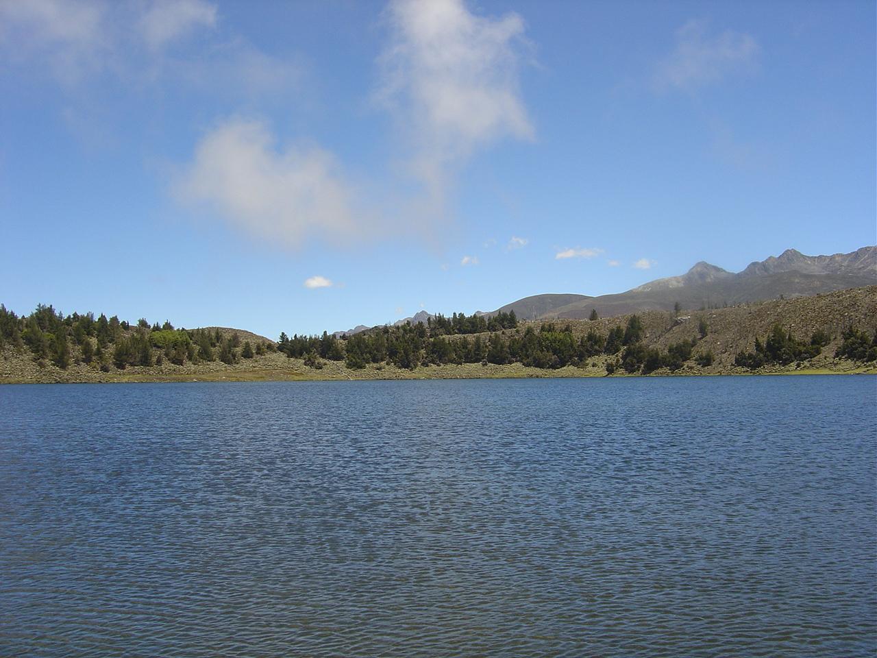 Laguna de Mucubaji - Estado Merida - Venezuela