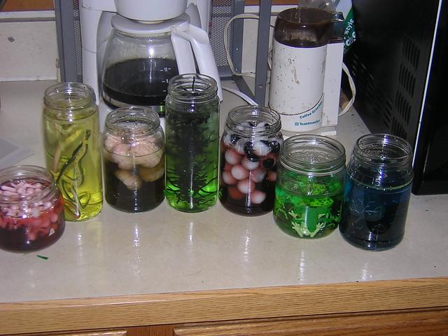 Voodoo Jars, step 3