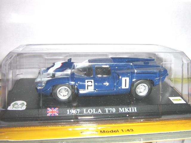Loloa GT70 MkIII