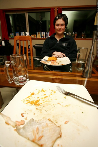 thanksgiving dinner plates: after    MG 6552