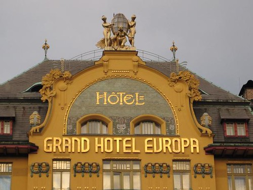 Grand Hotel Europa Prag