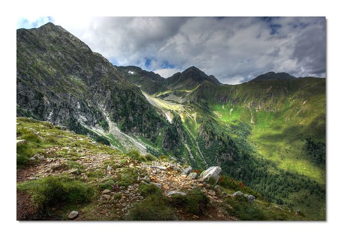 mountains alps austria alpen hdr hohetauern
