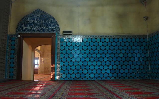 The Green Mosque In Bursa The Green Mosque Or Yeşil