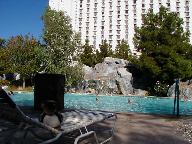 Excalibur Hotel Swimming Pool Flickr Photo Sharing
