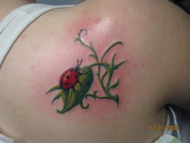 My new tattoo!!