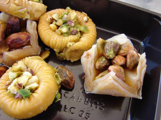 Кипрский десерт — Пахлава