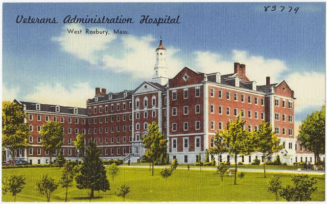 West Roxbury Va Hospital Emergency Room