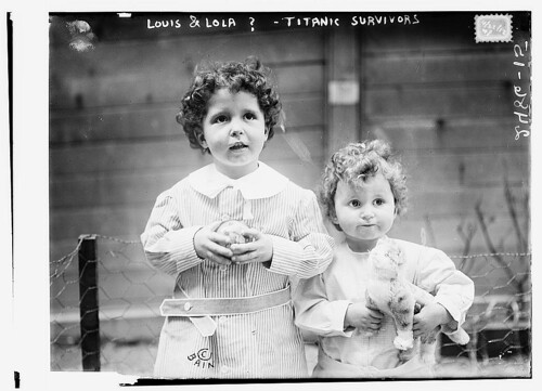 This is a photo of two brothers uploaded by the Library of Congress to Flickr for identification.