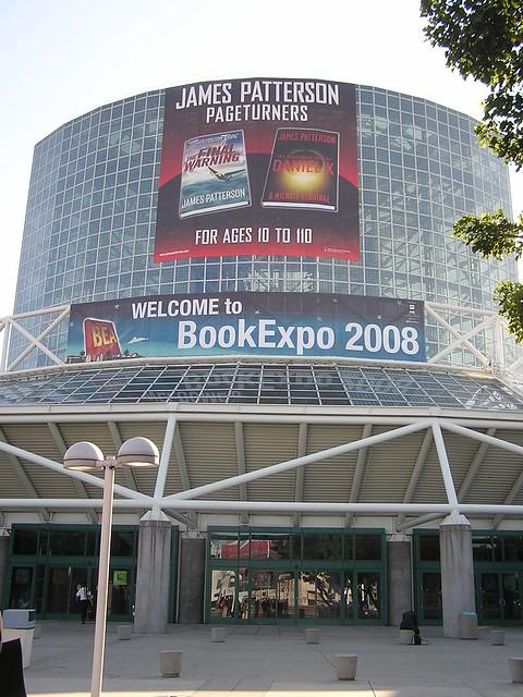 Book Expo America 2008 LA,CA