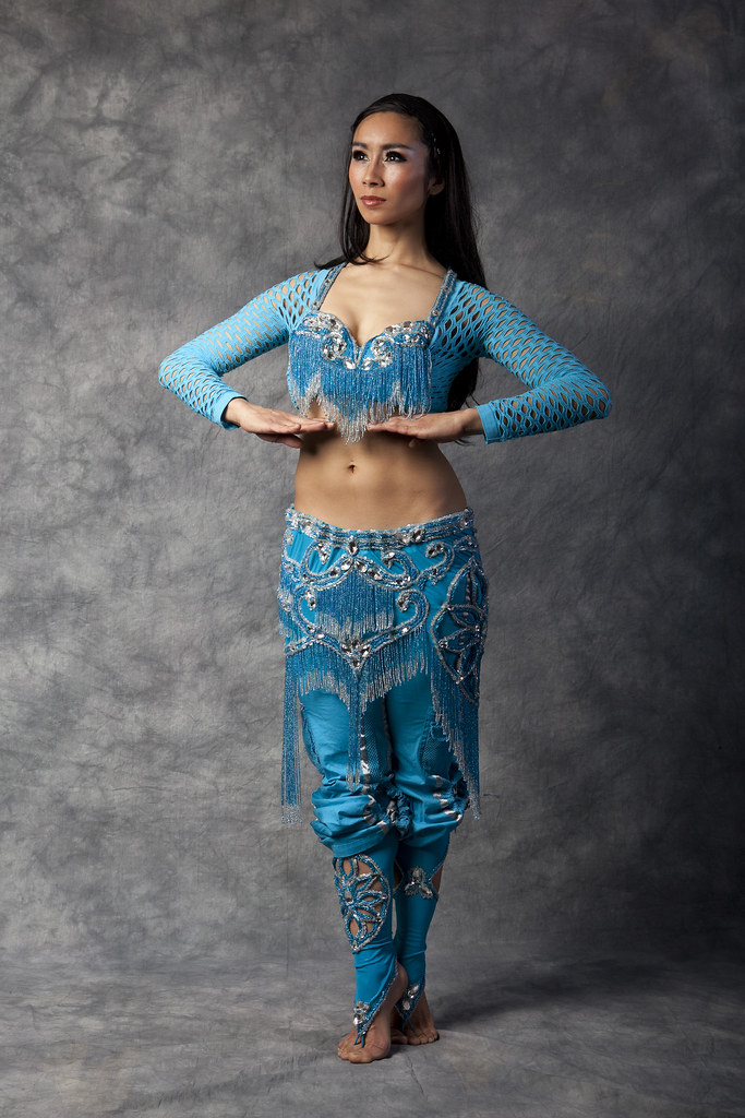 Anasma in Turquoise  Hip Hop Bella by Kaveh Kardan _MG_6056
