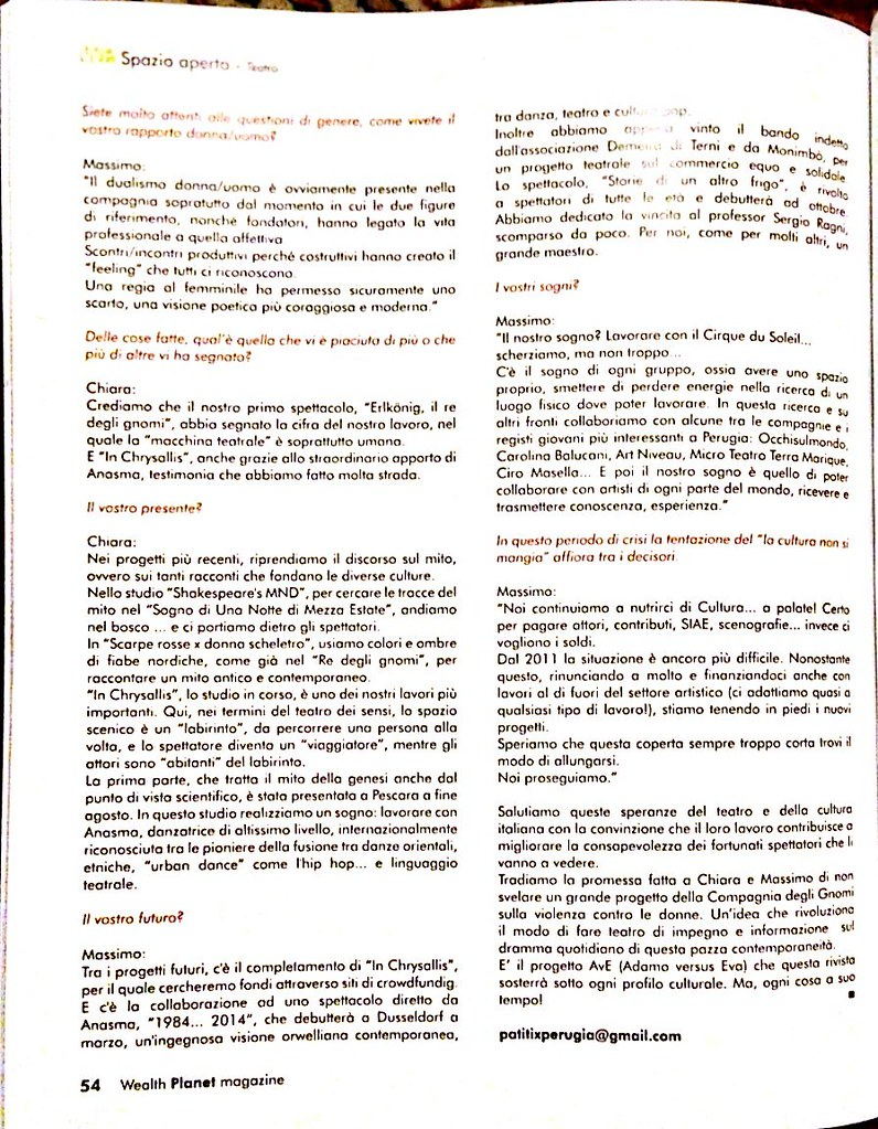 201309 Wealth Planet Compagnia Degli Gnomi page 4