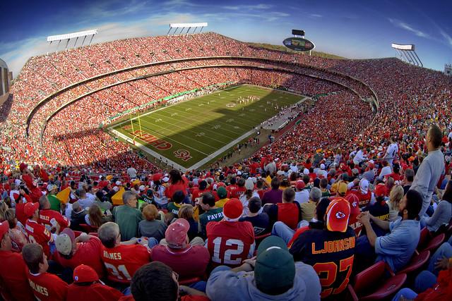 Pictures of Kansas City Chiefs Stadium Head Stadium Kansas City