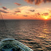 sunrise off the bow by joiseyshowaa