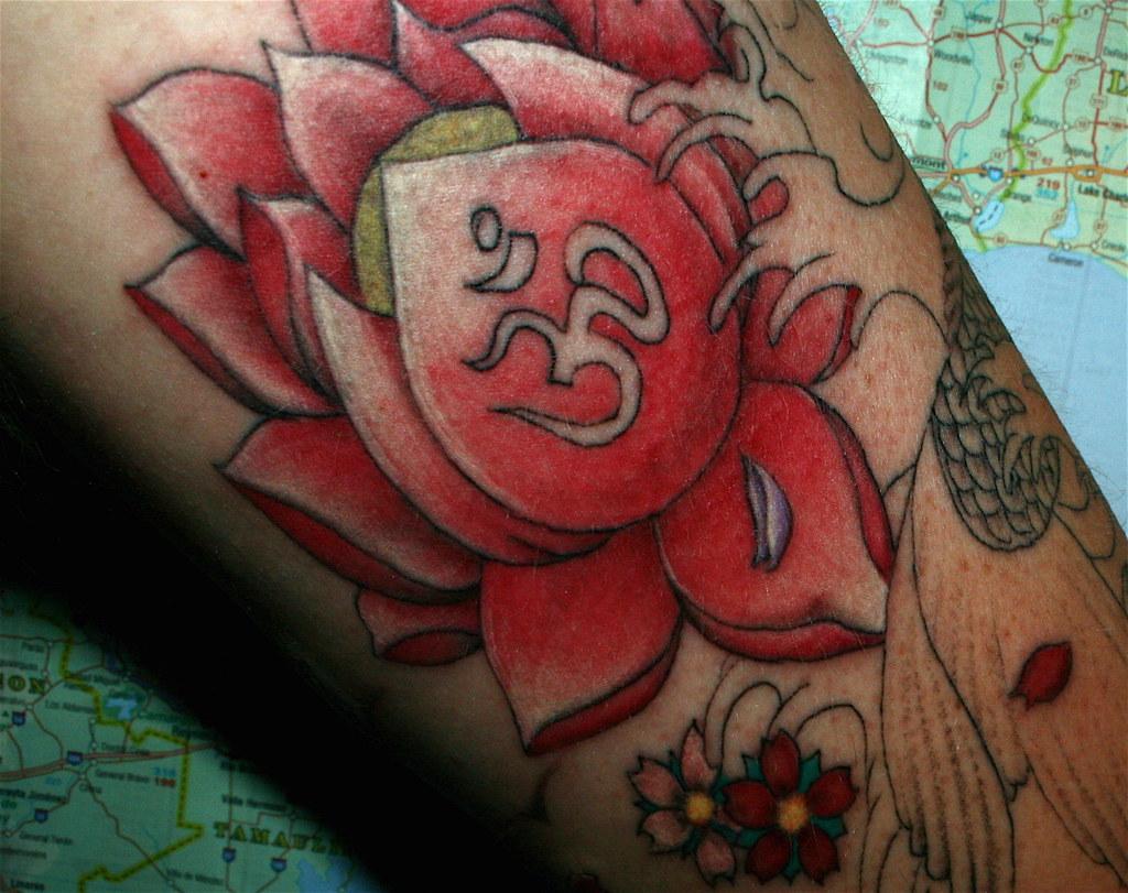 New Tattoo Trend Design 35 Lovely Lotus Flower Tattoos